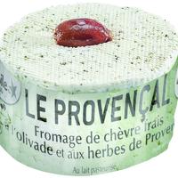 Fromage de chèvre provencal aux herbes de Provence, colis de 6 pièces