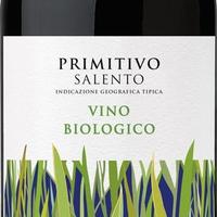 Primitivo Igt C.Mon Bio 0,75L, colis de 6 bouteilles