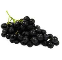 Raisin Noir 1 Kg FRANCE   cat.1