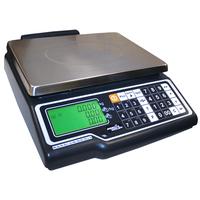 Balance poids-prix C325 6/15kg-2/5g AUTO + RS232