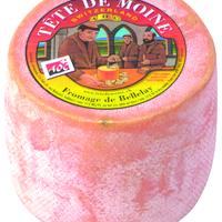 Tete de Moine AOP, colis de 4 pièces