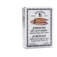 """Calamars de Cantabrie """"Jibion"""", une boite de 145g"""