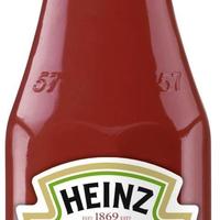 Ketchup Heinz en Flacon Verre X 342 Gr