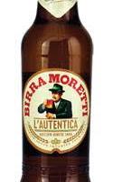 Birra Moretti Blle 0,33L, colis de 24 bouteilles