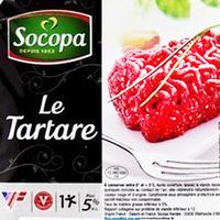 Steak Tartare 5% 180 Gr X 2 VBF/RH  FRANCE   cat.1