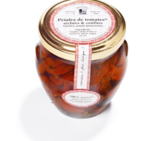 Pétales de tomates séchées 200gr, un colis de 12 pièces