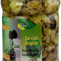 Artichauts Grilles Bio, colis de 6 unités de 1,5Kg