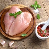 Filet de poulet s/v,colis de 5kg