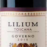 Lilium Toscana Gov Igt  0,75, colis de 6 bouteilles