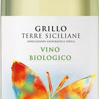 Grillo Ter Si Ra Igt Bio 0,75L, colis de 6 bouteilles