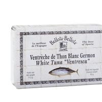 Ventrèche de thon blanc Germon, une boite de 115g