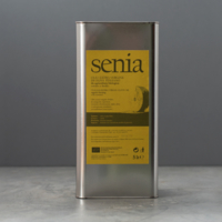 Huile d'Olive Vierge Extra - Tonda Iblea - Senia - A cru - 5L - ITA - Bio