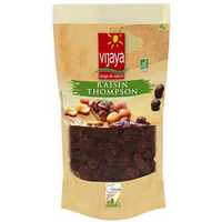 Raisin Thompson Californie Vrac Bio, colis de 5kg