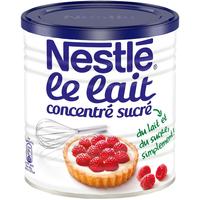 Lait Concentré Sucré Nestlé 1 Kg Boite FRANCE   cat.1