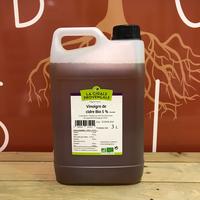 Vinaigre De Cidre Bio, le bidon de 3L