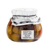 Cocktail d'olives 240gr, colis de 12 pièces