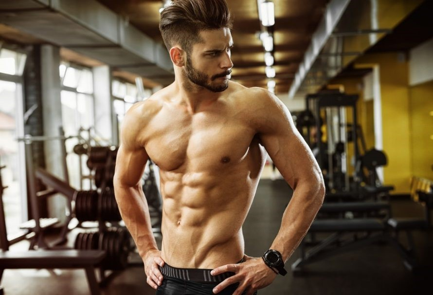 Muscle homme