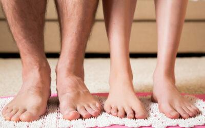 7 raisons d'utiliser un tapis d'acupression à la maison !