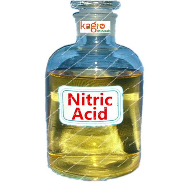 Utiliser de l'acide nitrique dans sa maison