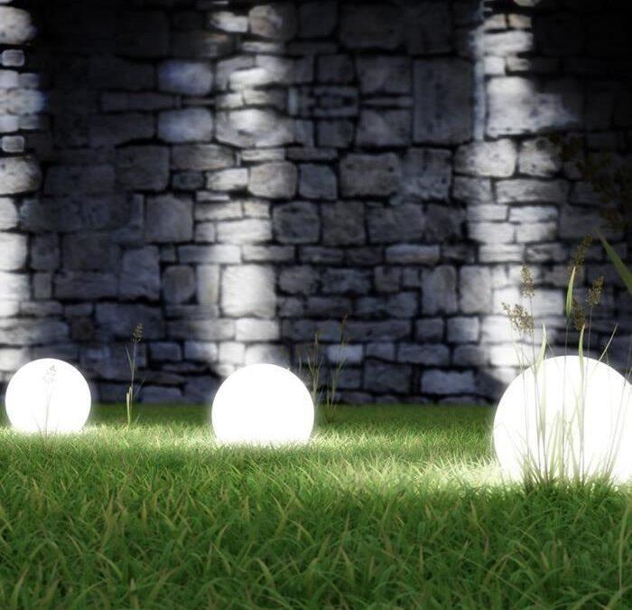 Habiller votre maison de lumière grâce à différents types d'éclairages