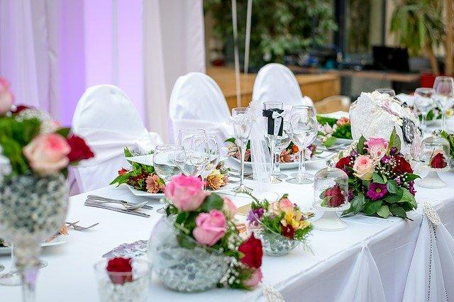 3 conseils pour bien réussir la décoration florale de mariage