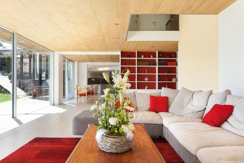 Décoration intérieur: nos astuces et conseils pour donner un style contemporain à votre salon