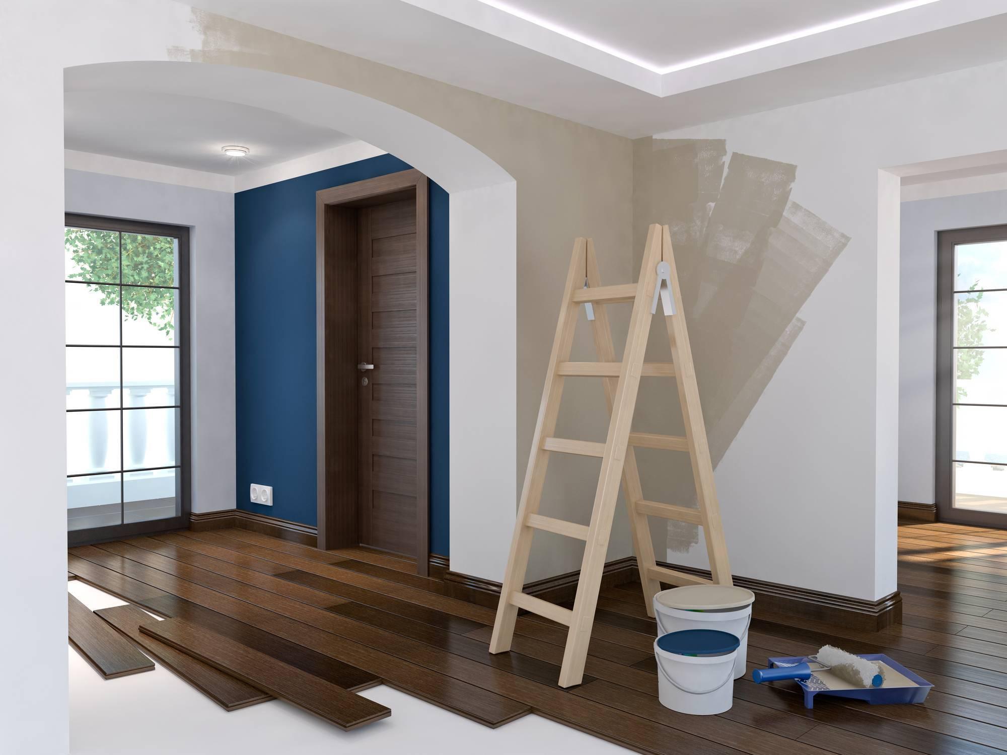 comment faire pour rénover son appartement à Paris