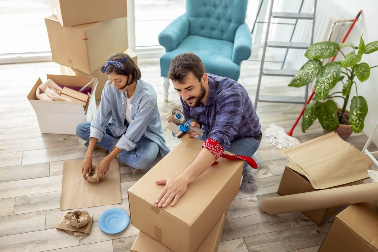 déménagement, les gestes à adopter pour éviter un lumbago