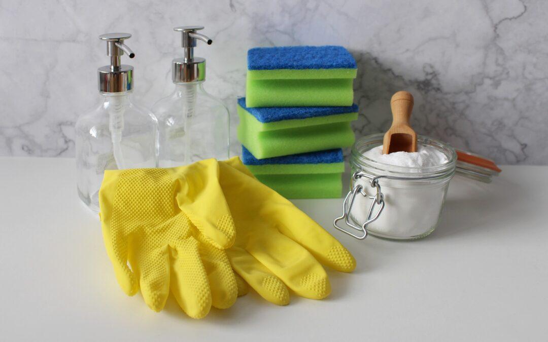 La manière la plus efficace de nettoyer votre salle de bain