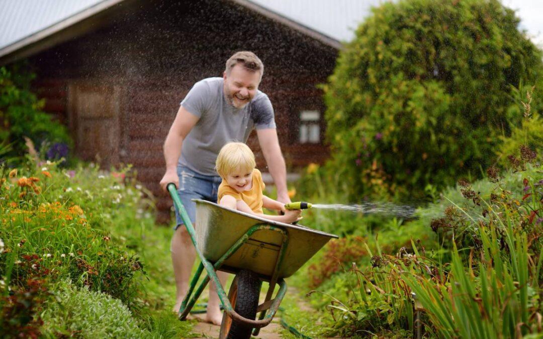 6 astuces pour un arrosage réussi de votre jardin !