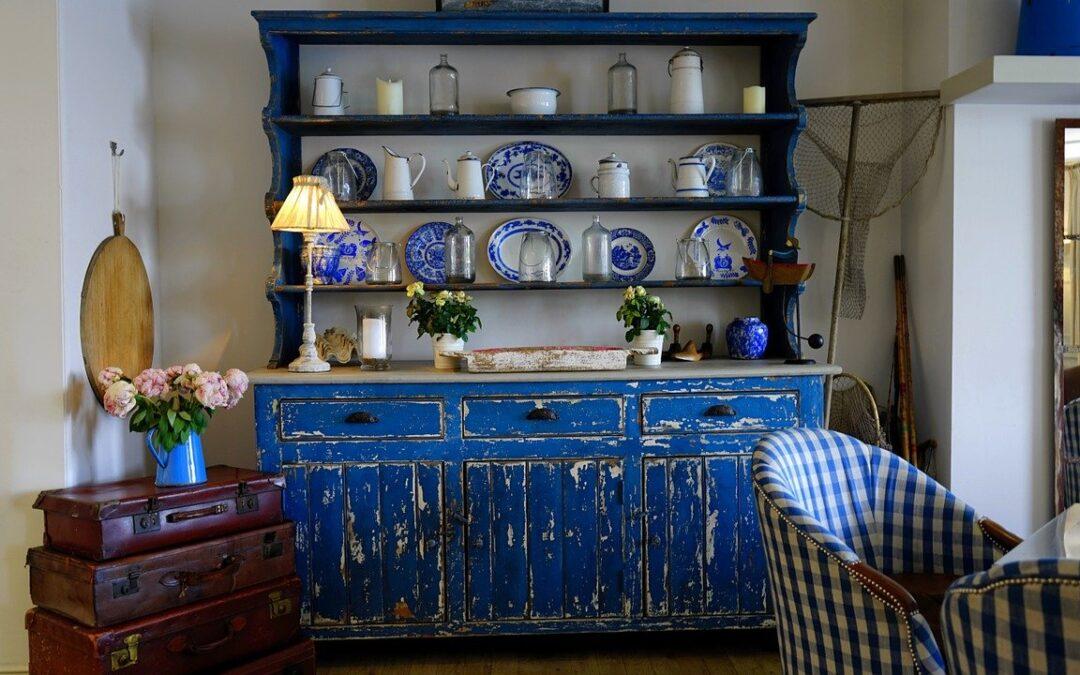 Mobiliers d'occasion : que savoir sur ces meubles tendance ?
