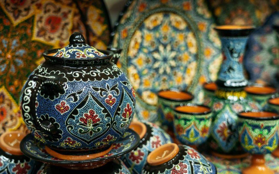 Déco : l'élégance de la céramique