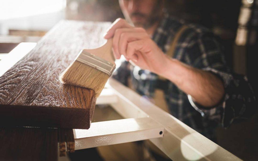 Céruser un meuble en bois