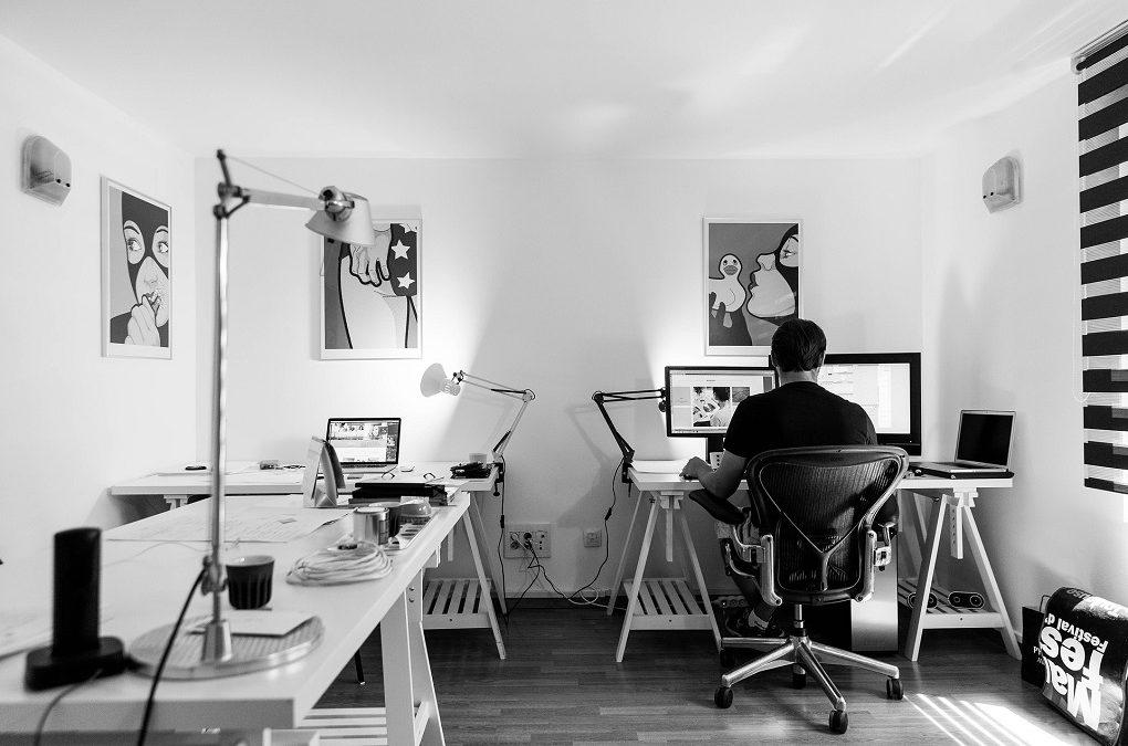 13 Idées géniales de bureau de travail