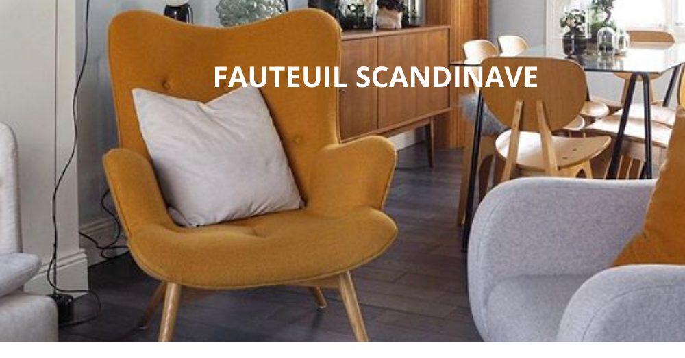 5 raisons d'avoir un fauteuil scandinave chez vous !