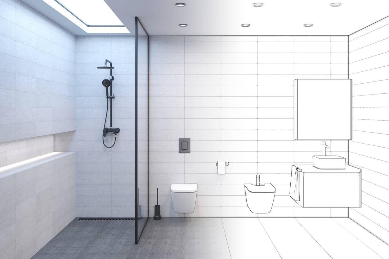 douche haut de gamme, critères à prendre en compte
