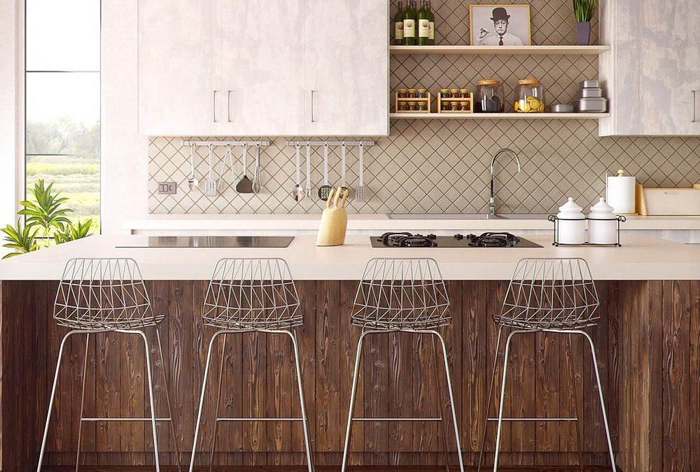 Aménagez votre cuisine en personnalisant votre crédence