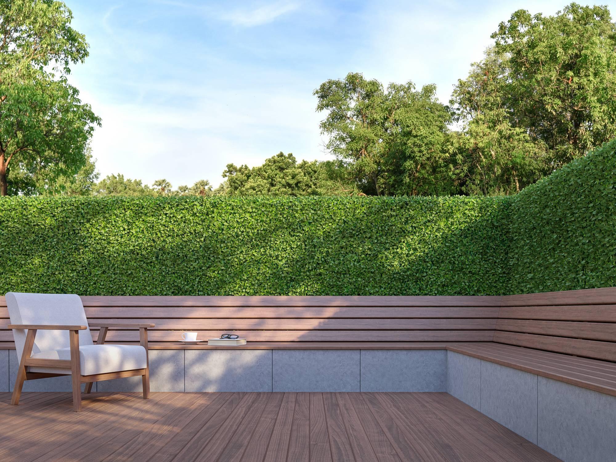 clôture pour grand terrain, loi d'urbanisme