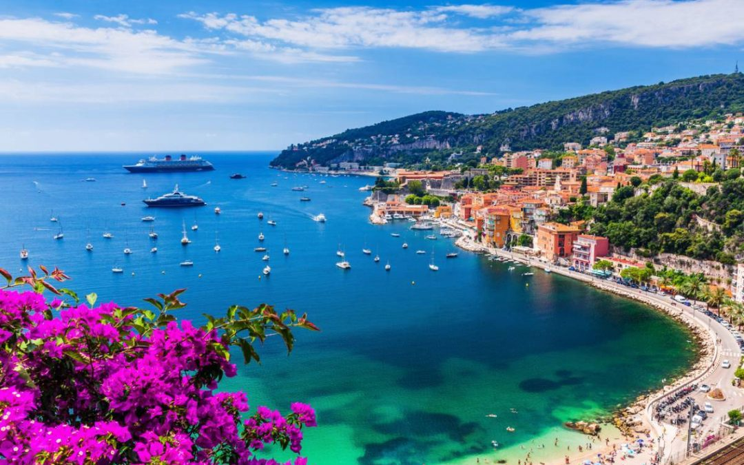 Villas de luxe et Côte d'Azur : 7 destinations de renommée internationale