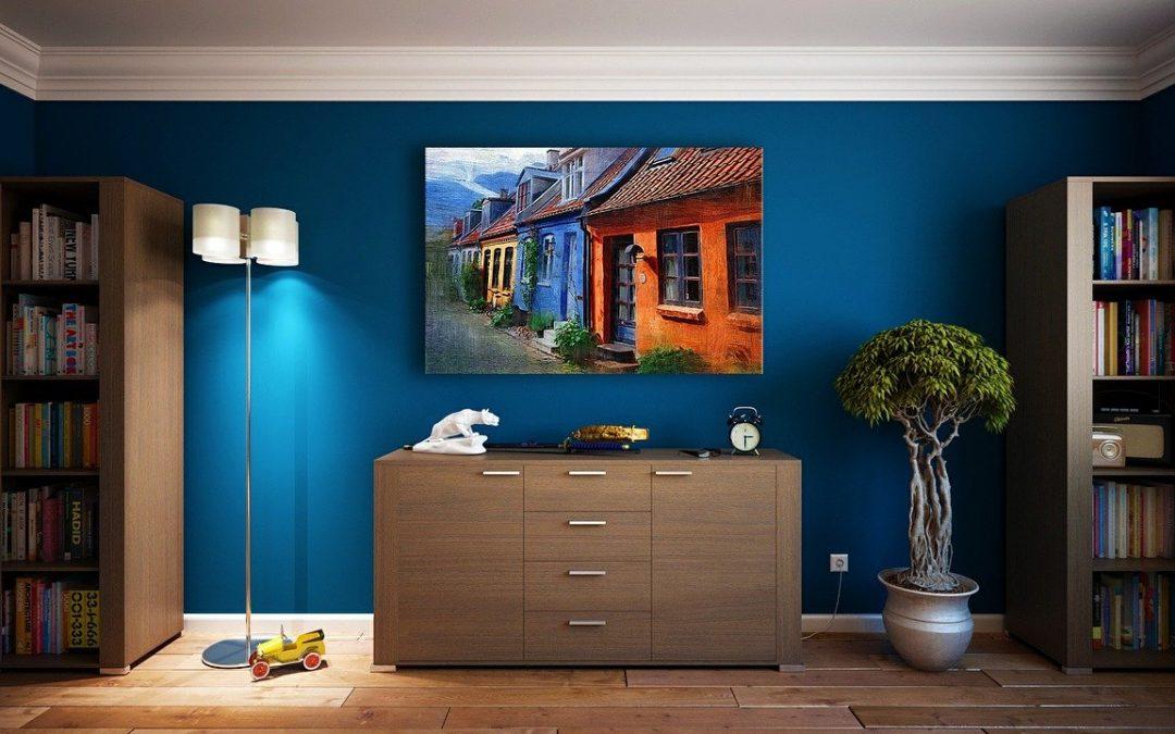 Comment exposer des œuvres d'art dans votre maison. Aide à la décoration !