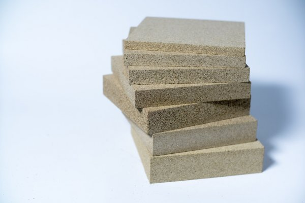 Isolation en vermiculite