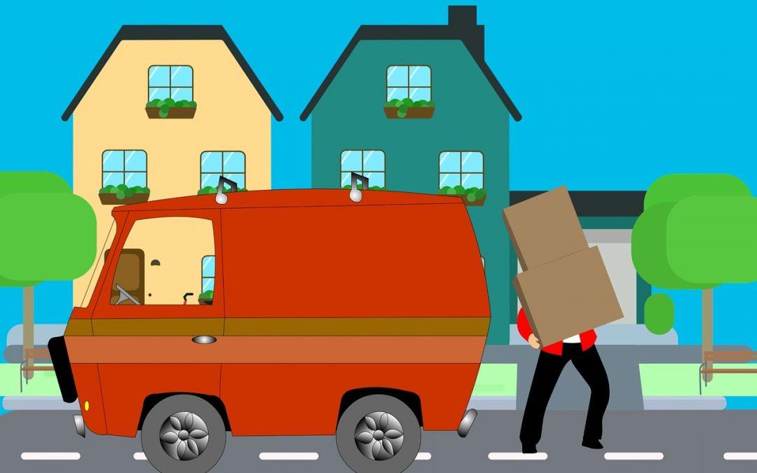 Pourquoi louer un monte-meubles?
