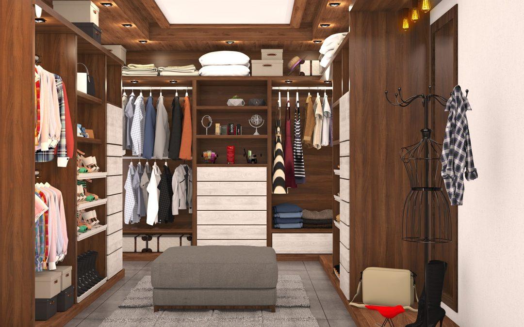 Les meilleurs conseils pour nettoyer votre placard et votre garde-robe