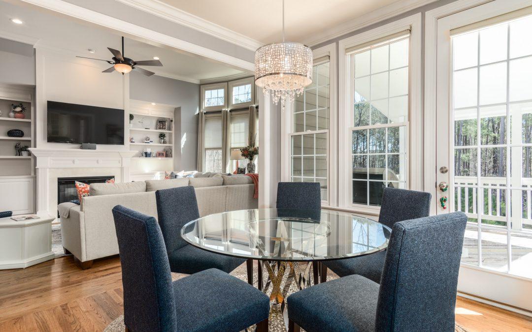 Idées de décoration pour petite salle à manger – Décor Aid