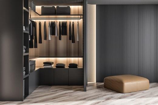 Choix du design de votre étagère de rangement dans la chambre