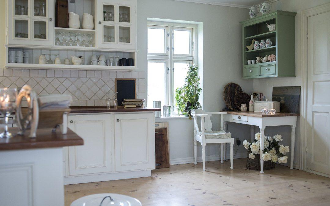 Comment styliser les étagères de votre cuisine !