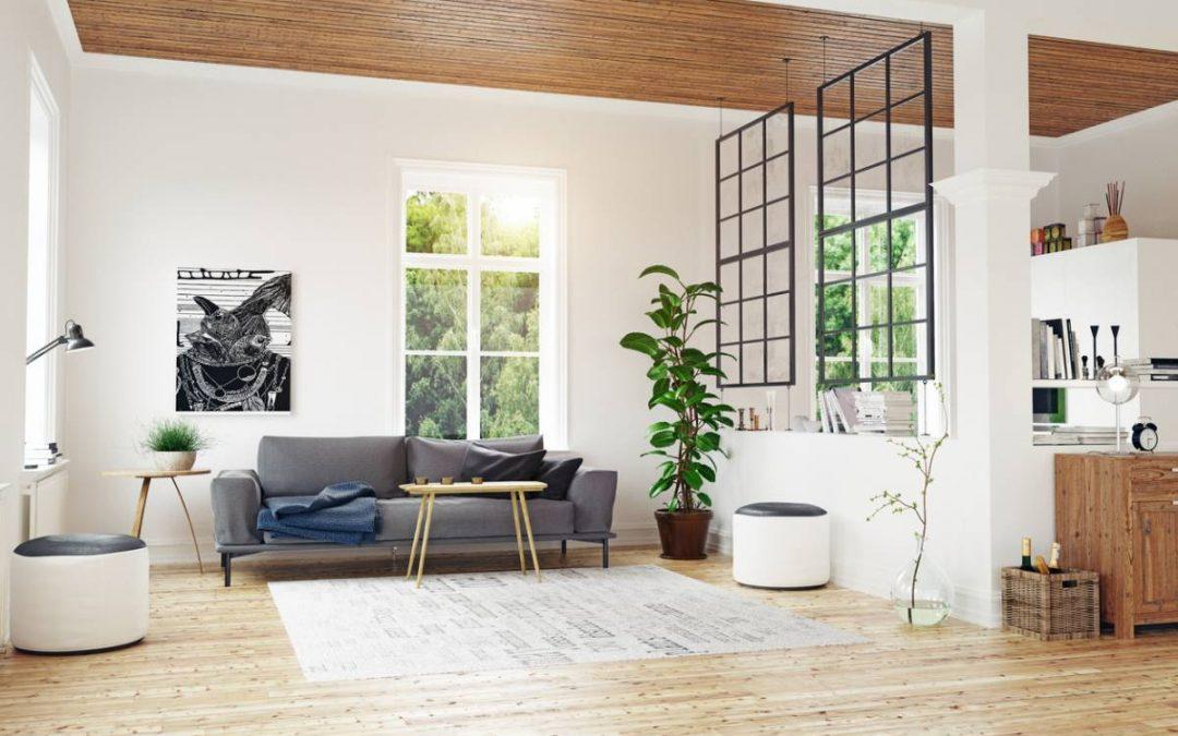 Aménagement intérieur : comment séparer une pièce sans créer de l'ombre ?