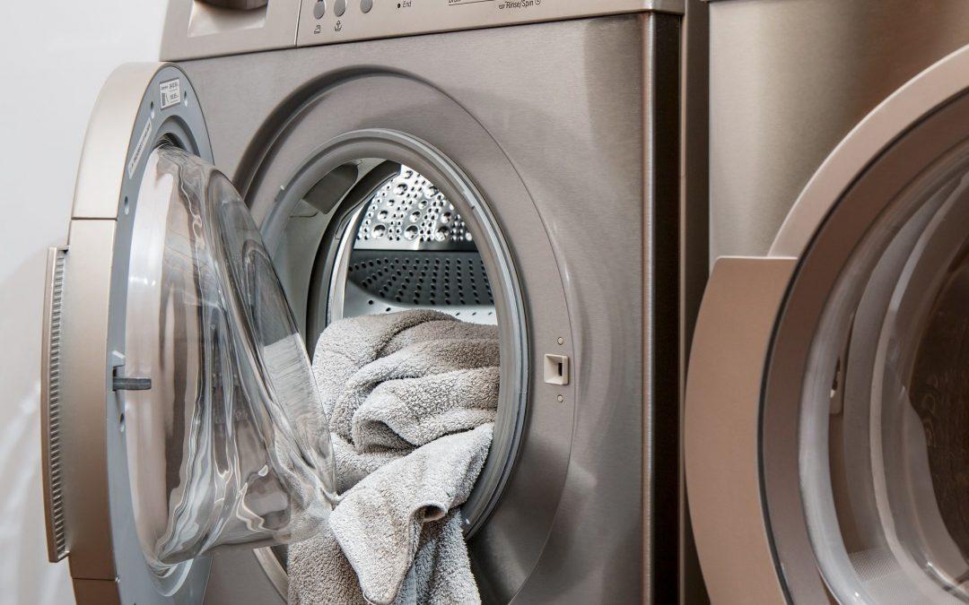 Voici la meilleure façon de nettoyer un lave-linge à chargement frontal