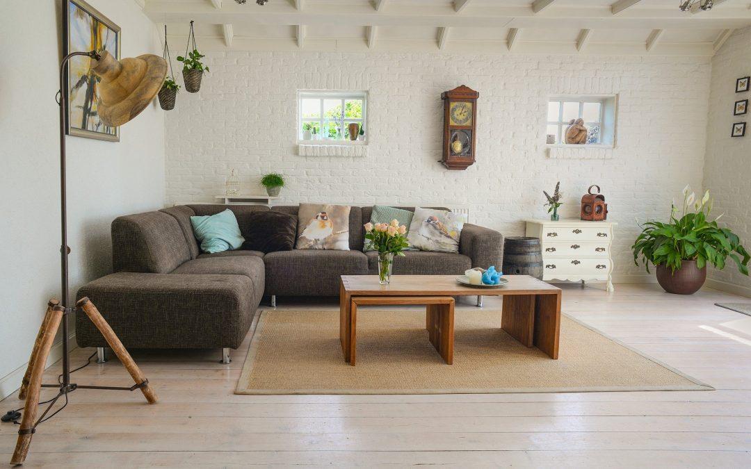 Comment meubler votre maison pour la première fois ?