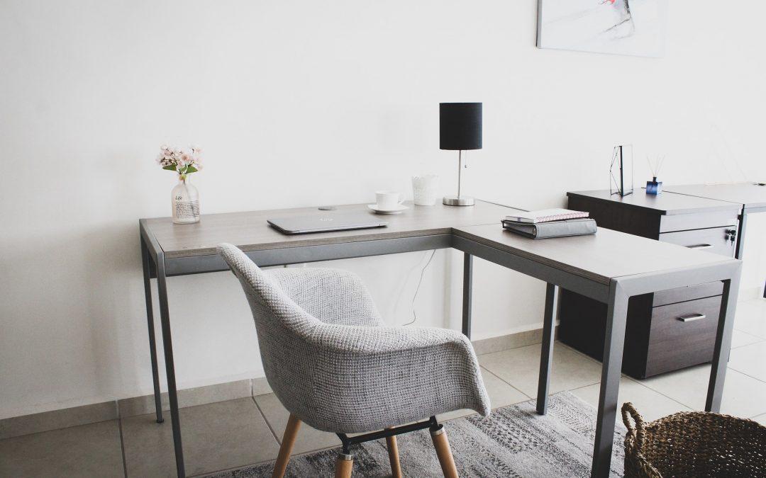 Nos 5 idées de bureau à domicile préférées